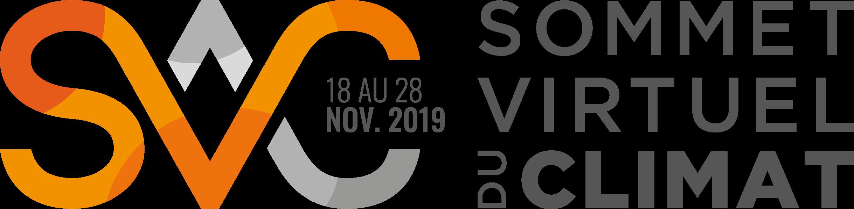 Logo Sommet Virtuel du Climat