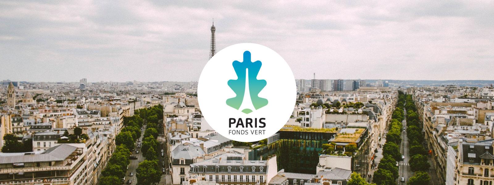 PARIS FONDS VERT : UN DISPOSITIF DE FINANCEMENT INNOVANT